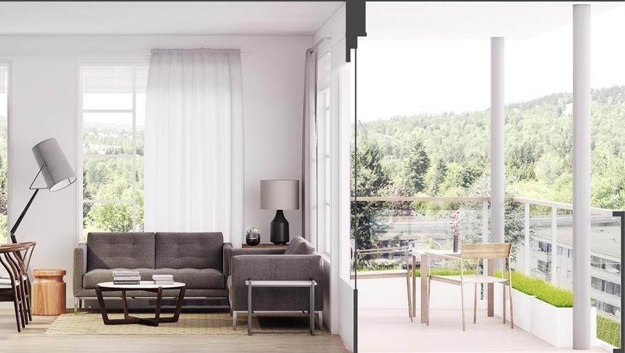 Condo Apartment at 512 516 FOSTER AVENUE, Unit 512, Coquitlam, British Columbia. Image 5