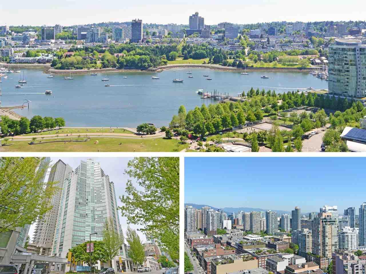 Condo Apartment at 2402 1323 HOMER STREET, Unit 2402, Vancouver West, British Columbia. Image 1