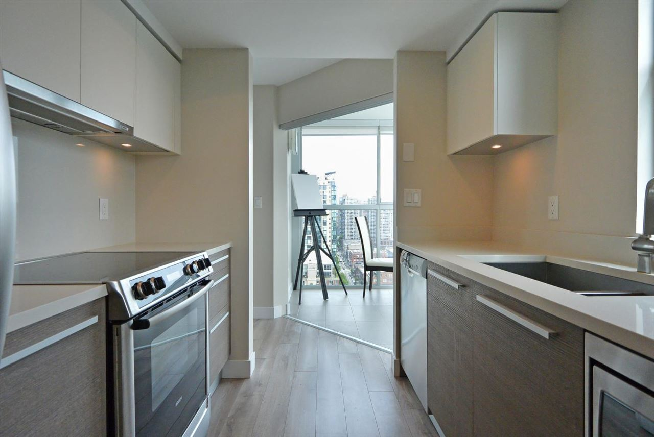 Condo Apartment at 2402 1323 HOMER STREET, Unit 2402, Vancouver West, British Columbia. Image 9