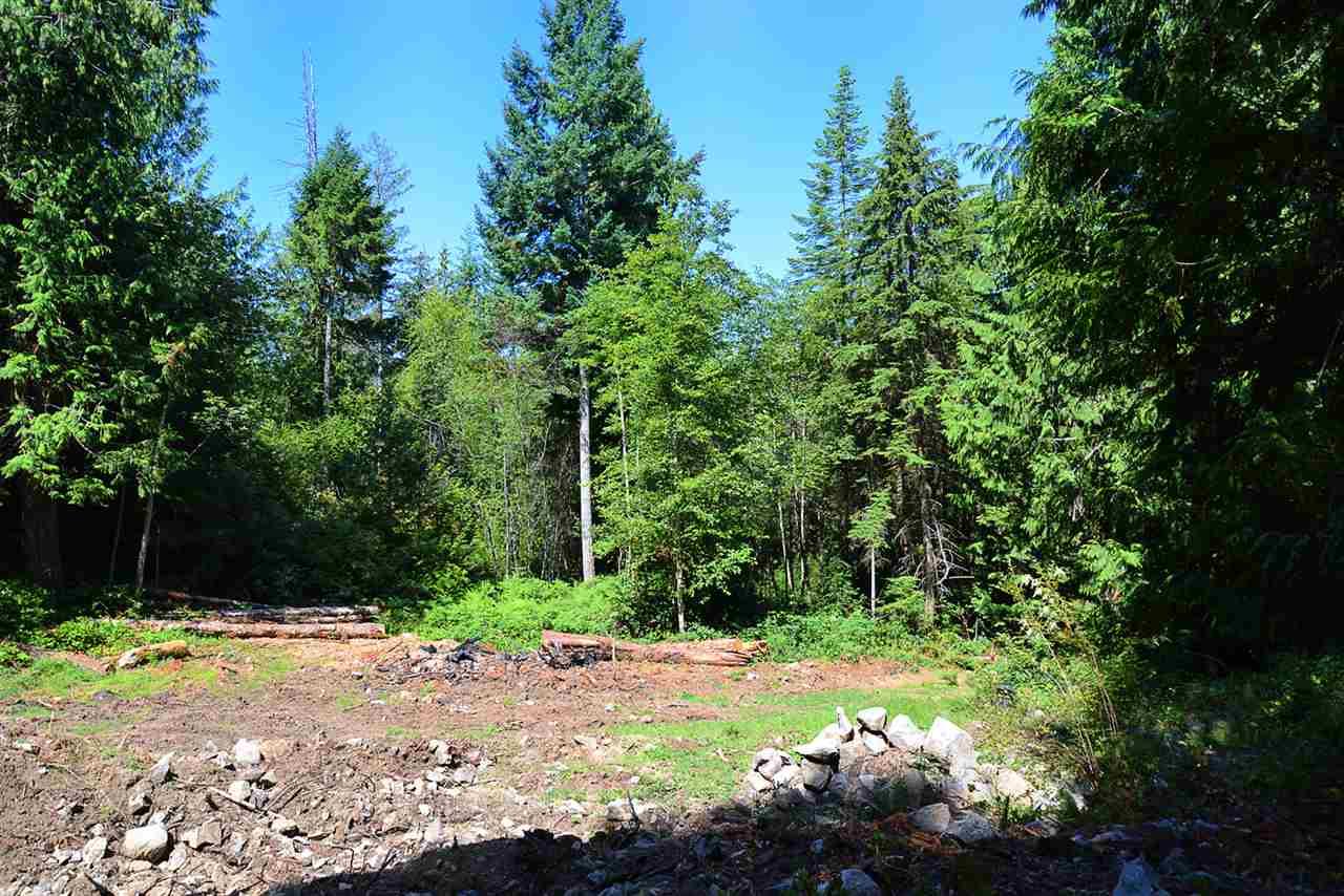 Vacant Land at Lot 1 MERCER ROAD, Unit Lot 1, Sunshine Coast, British Columbia. Image 3