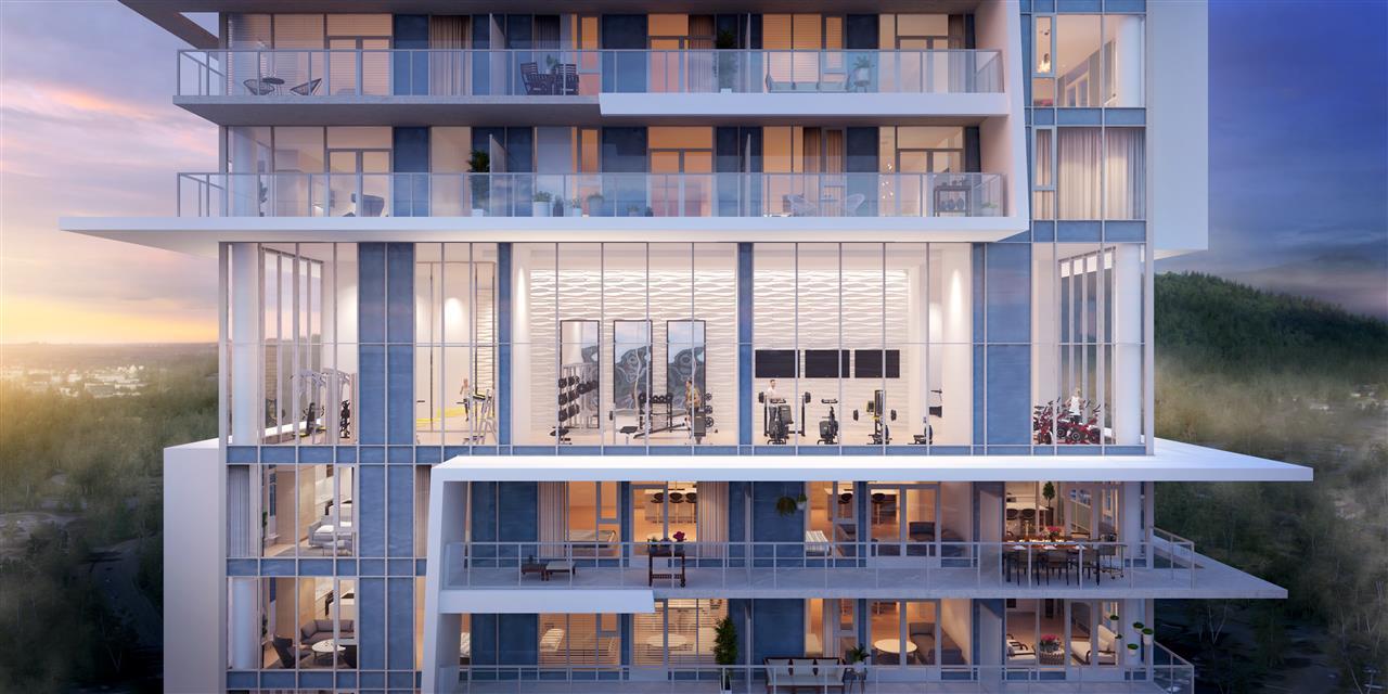 Condo Apartment at 4803 567 CLARKE ROAD, Unit 4803, Coquitlam, British Columbia. Image 4