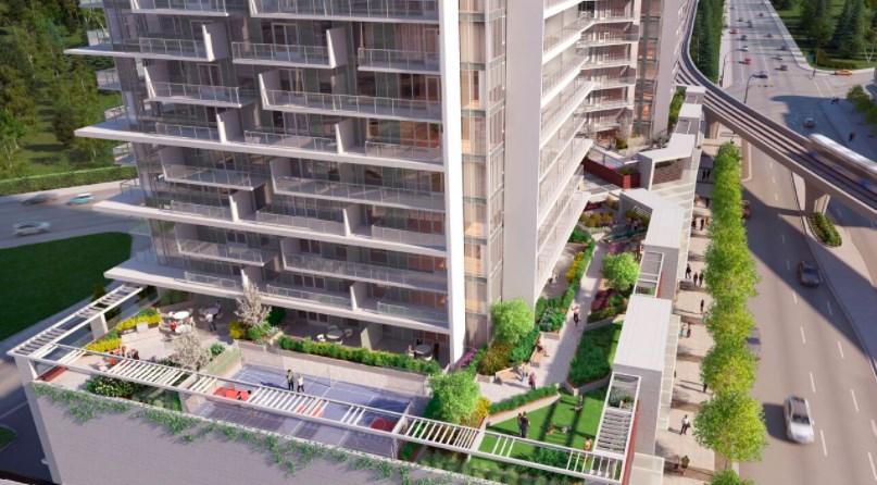 Condo Apartment at 4803 567 CLARKE ROAD, Unit 4803, Coquitlam, British Columbia. Image 7