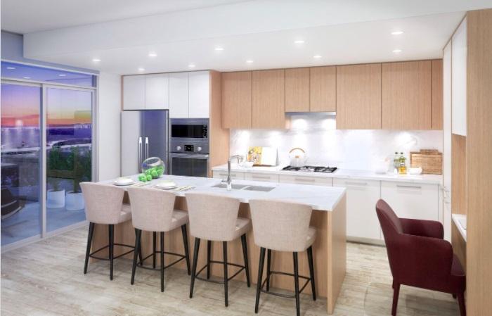 Condo Apartment at 4602 567 CLARKE ROAD, Unit 4602, Coquitlam, British Columbia. Image 2