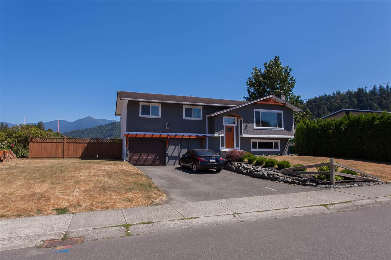 Detached at 5852 CLOVER DRIVE, Sardis, British Columbia. Image 1