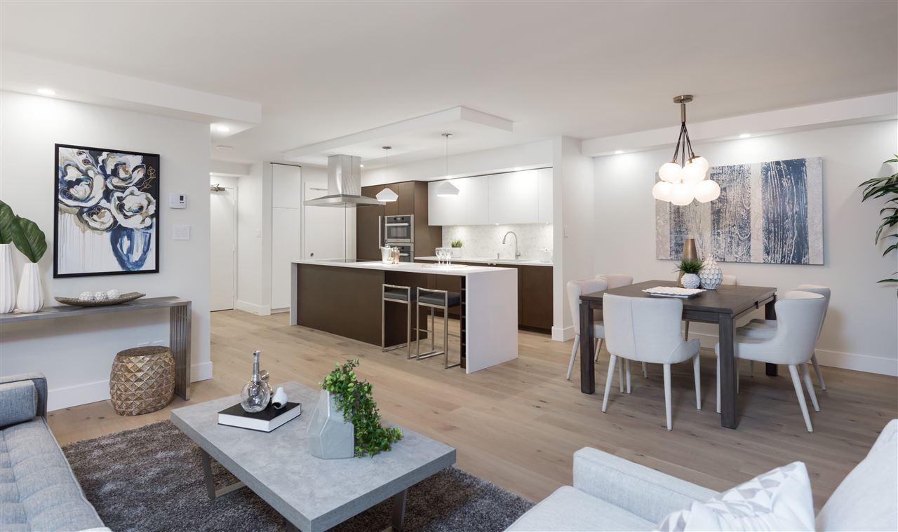 Condo Apartment at 802 1480 DUCHESS AVENUE, Unit 802, West Vancouver, British Columbia. Image 3