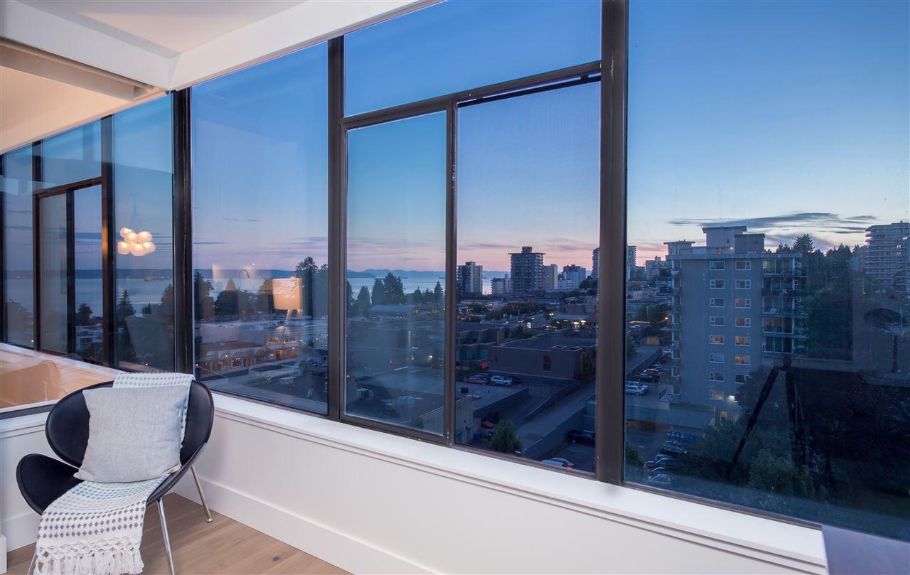 Condo Apartment at 802 1480 DUCHESS AVENUE, Unit 802, West Vancouver, British Columbia. Image 8