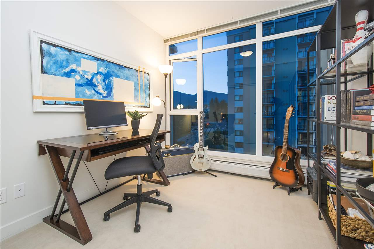Condo Apartment at 802 175 W 2ND STREET, Unit 802, North Vancouver, British Columbia. Image 10
