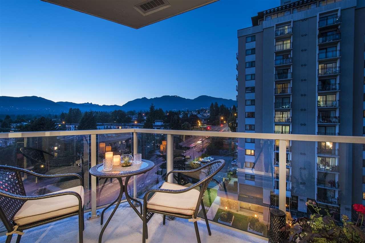 Condo Apartment at 802 175 W 2ND STREET, Unit 802, North Vancouver, British Columbia. Image 13