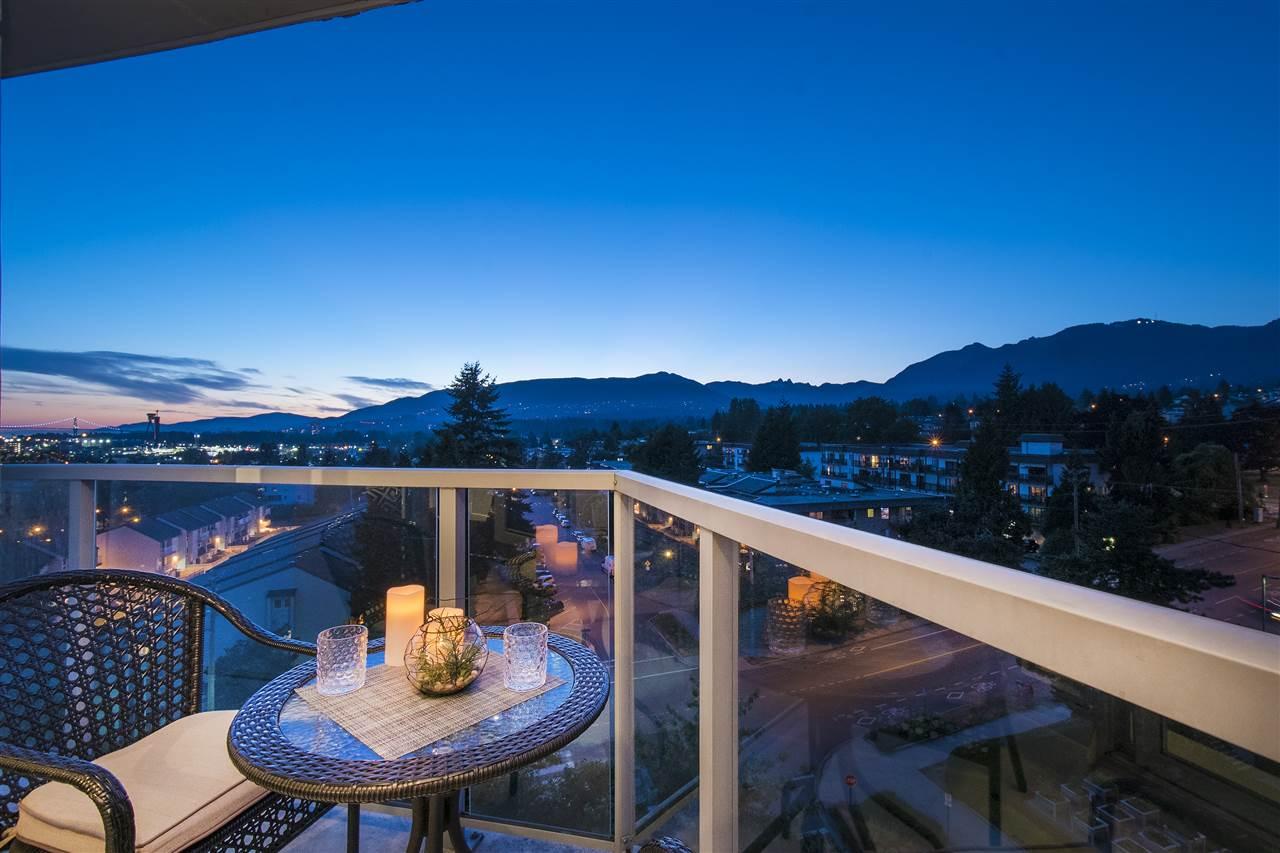 Condo Apartment at 802 175 W 2ND STREET, Unit 802, North Vancouver, British Columbia. Image 14
