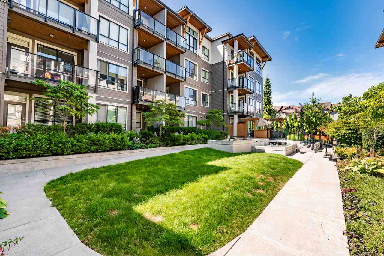Condo Apartment at 308 10477 154 STREET, Unit 308, North Surrey, British Columbia. Image 1