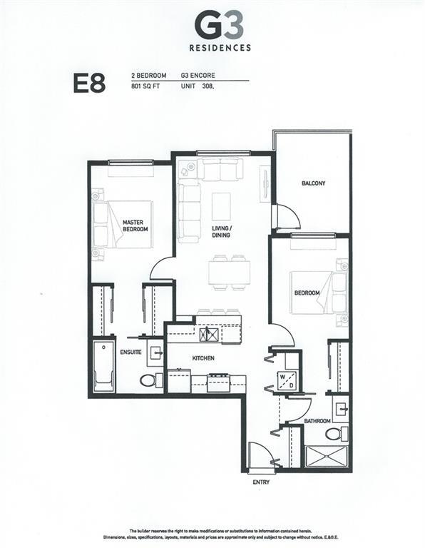 Condo Apartment at 308 10477 154 STREET, Unit 308, North Surrey, British Columbia. Image 18