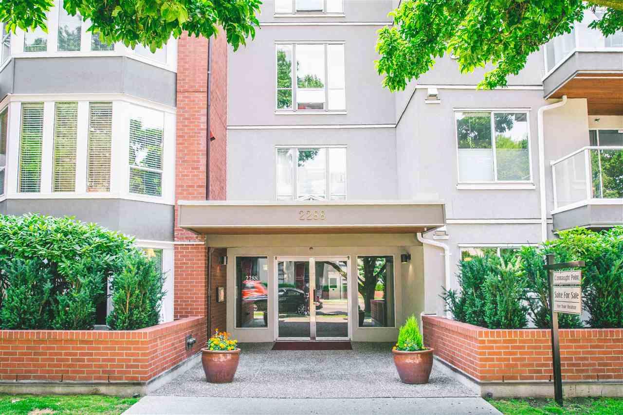 Condo Apartment at 207 2288 W 12TH AVENUE, Unit 207, Vancouver West, British Columbia. Image 2
