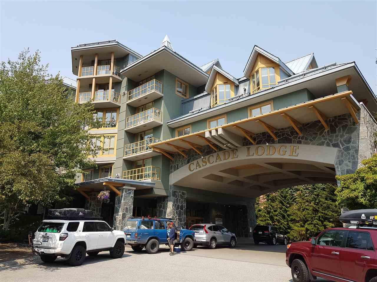 Condo Apartment at 325 4315 NORTHLANDS BOULEVARD, Unit 325, Whistler, British Columbia. Image 1