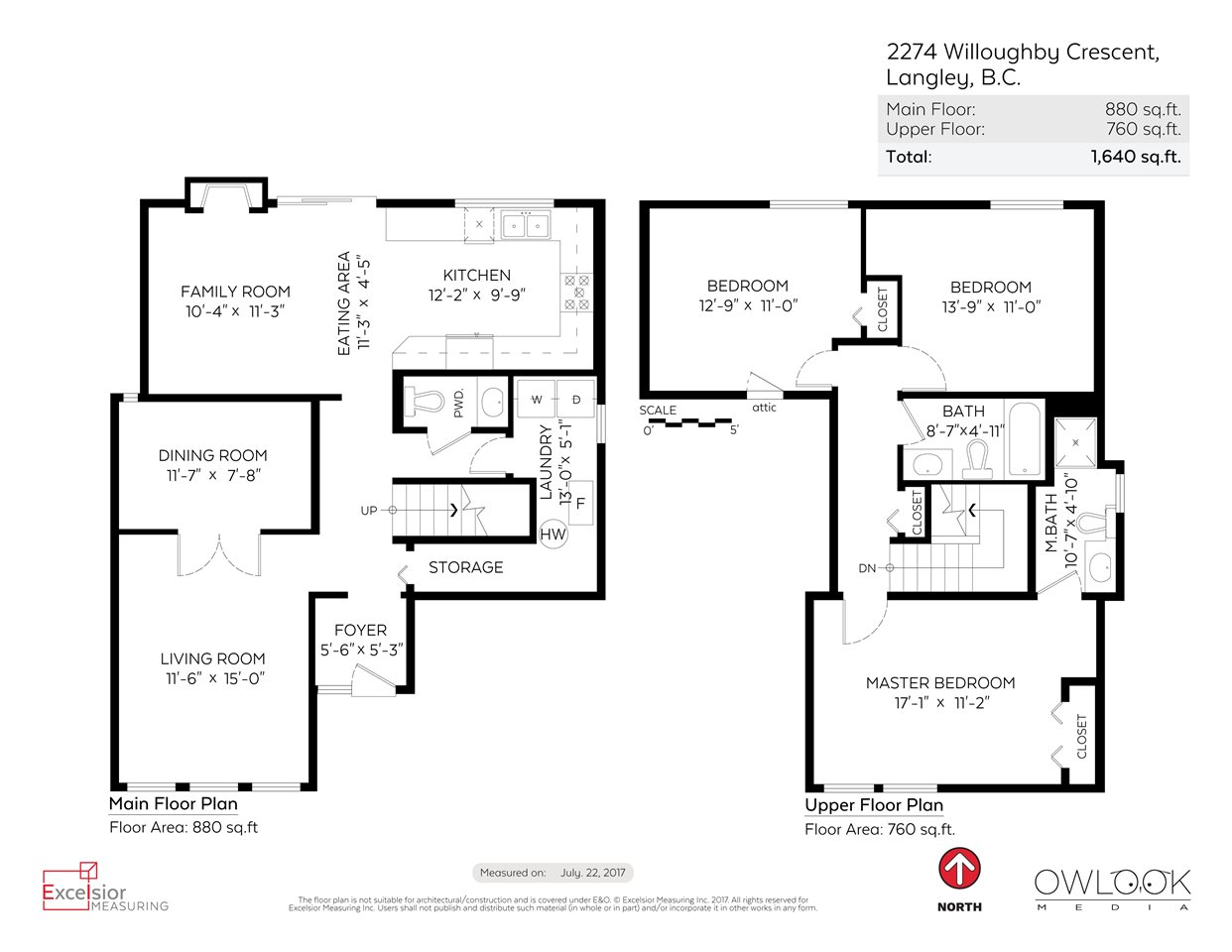 Detached at 2274 WILLOUGHBY COURT, Langley, British Columbia. Image 20