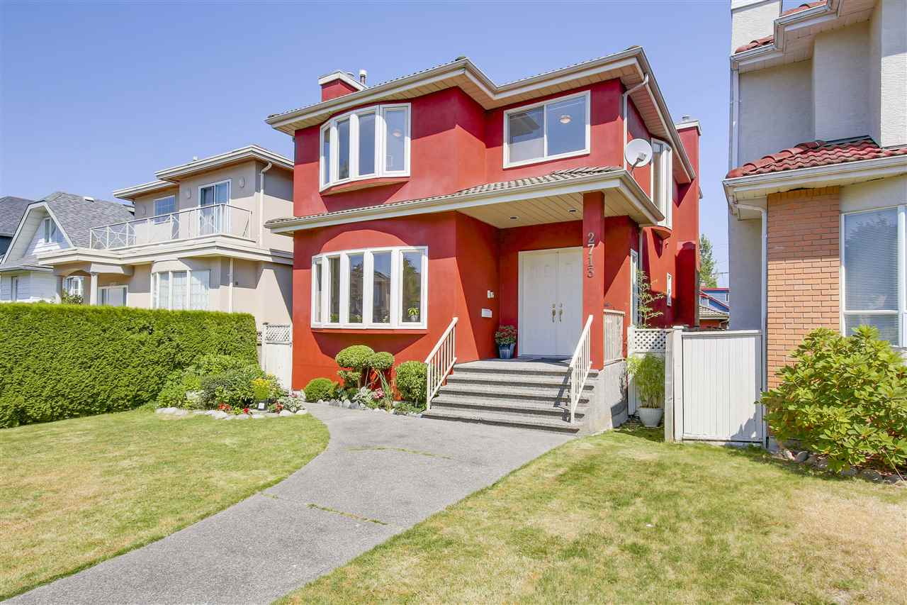 Detached at 2713 W 23RD AVENUE, Vancouver West, British Columbia. Image 1