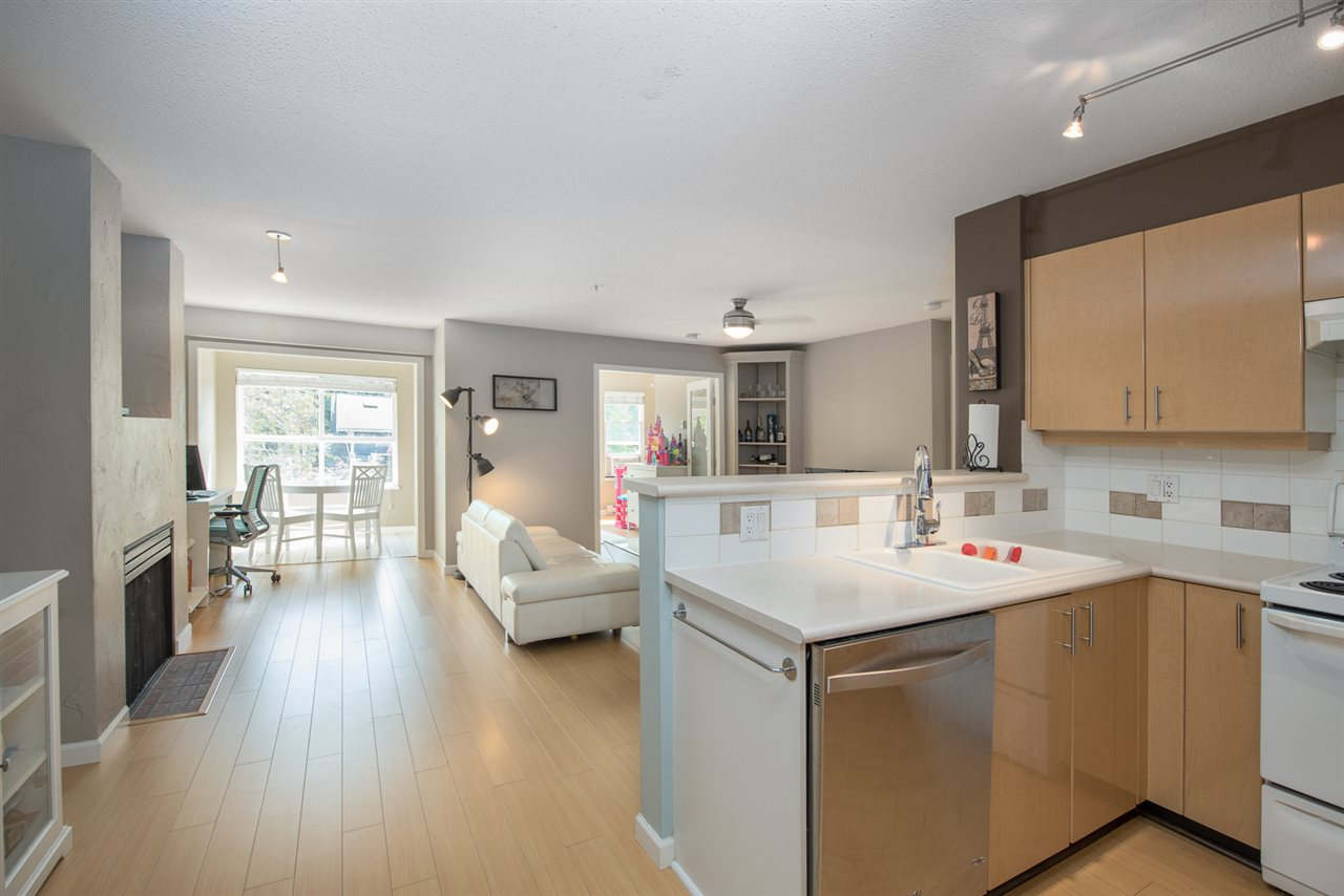 Condo Apartment at 328 2680 W 4TH AVENUE, Unit 328, Vancouver West, British Columbia. Image 1