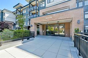 Condo Apartment at 417 20078 FRASER HIGHWAY, Unit 417, Langley, British Columbia. Image 2