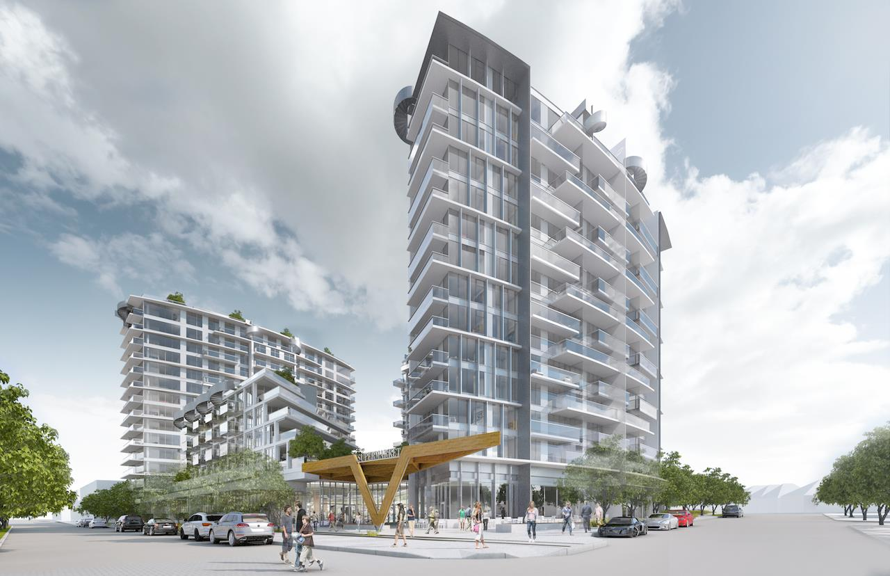 Condo Apartment at NE811 2220 KINGSWAY, Unit NE811, Vancouver East, British Columbia. Image 12