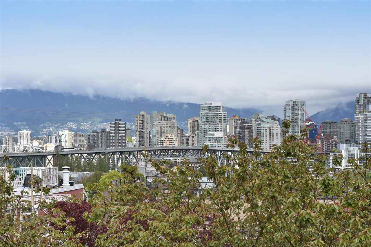 Townhouse at 6 1214 W 7TH AVENUE, Unit 6, Vancouver West, British Columbia. Image 1