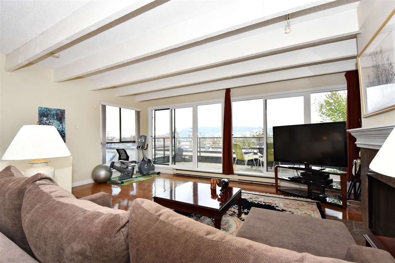 Townhouse at 6 1214 W 7TH AVENUE, Unit 6, Vancouver West, British Columbia. Image 2
