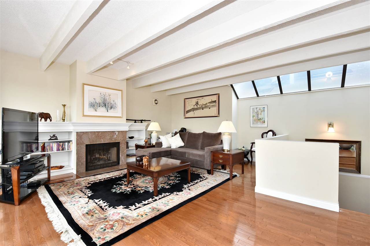 Townhouse at 6 1214 W 7TH AVENUE, Unit 6, Vancouver West, British Columbia. Image 3