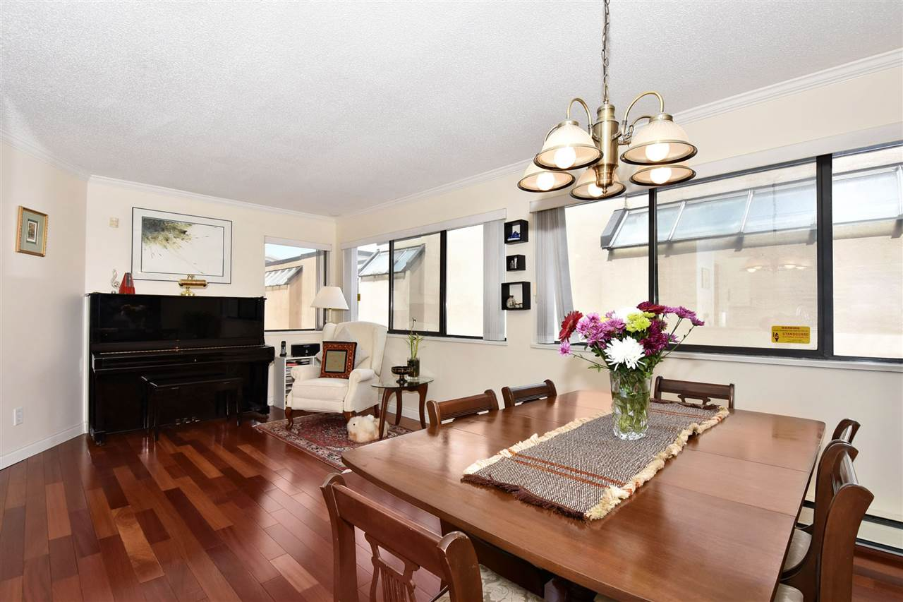 Townhouse at 6 1214 W 7TH AVENUE, Unit 6, Vancouver West, British Columbia. Image 7