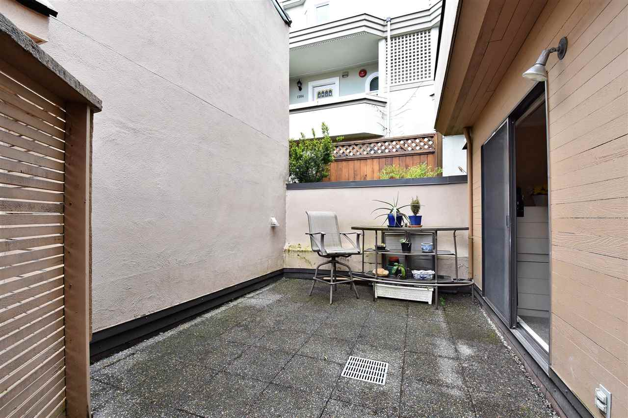 Townhouse at 6 1214 W 7TH AVENUE, Unit 6, Vancouver West, British Columbia. Image 11