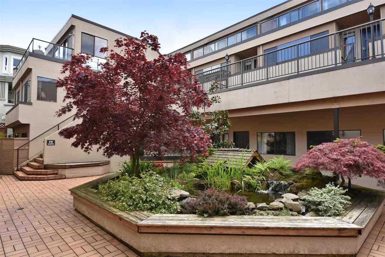 Townhouse at 6 1214 W 7TH AVENUE, Unit 6, Vancouver West, British Columbia. Image 12
