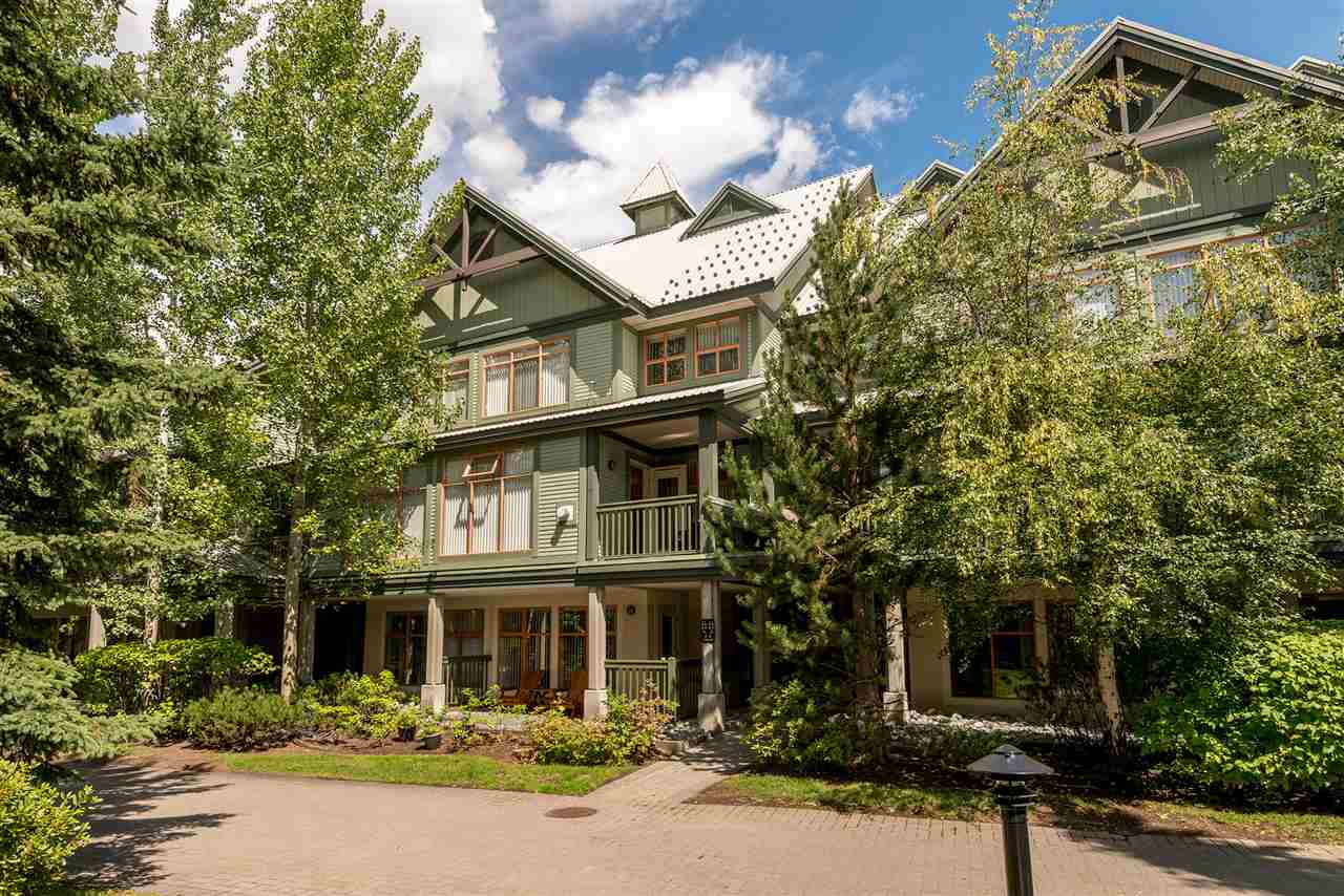 Townhouse at 108 4355 NORTHLANDS BOULEVARD, Unit 108, Whistler, British Columbia. Image 1