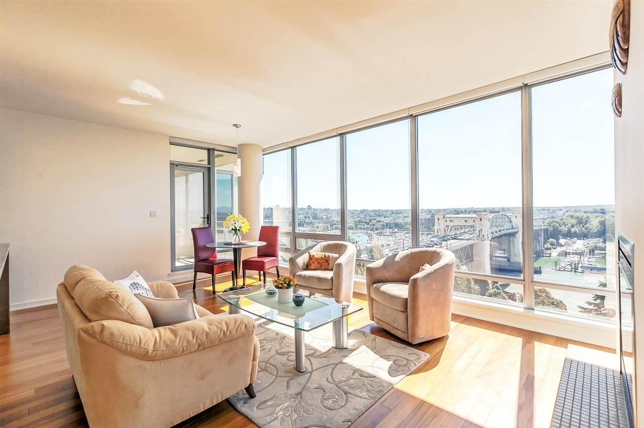 Condo Apartment at 1403 1005 BEACH AVENUE, Unit 1403, Vancouver West, British Columbia. Image 8