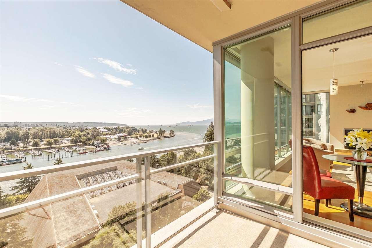 Condo Apartment at 1403 1005 BEACH AVENUE, Unit 1403, Vancouver West, British Columbia. Image 14