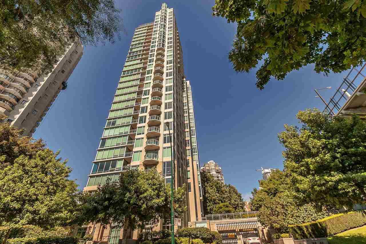 Condo Apartment at 1403 1005 BEACH AVENUE, Unit 1403, Vancouver West, British Columbia. Image 18
