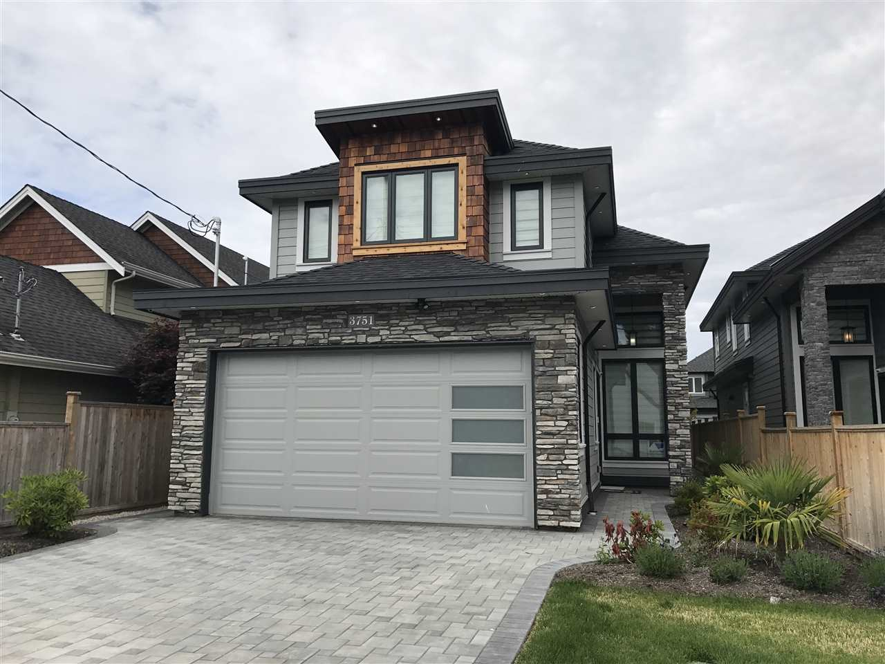 Detached at 3751 BROADWAY STREET, Richmond, British Columbia. Image 1