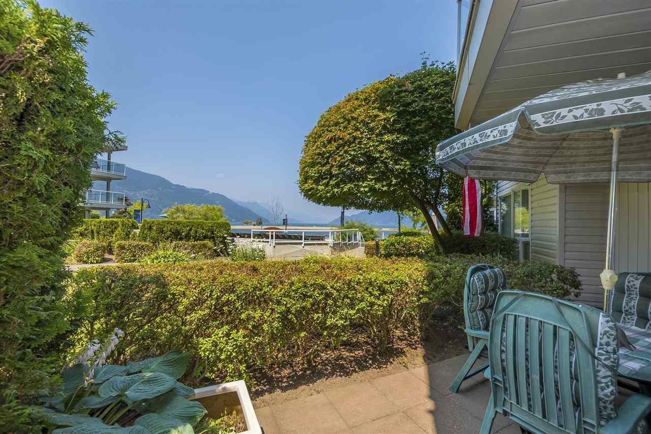 Condo Apartment at 112 328 ESPLANADE AVENUE, Unit 112, Harrison Hot Springs, British Columbia. Image 17
