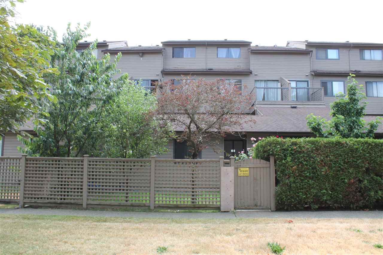 Townhouse at 104 8040 COLONIAL DRIVE, Unit 104, Richmond, British Columbia. Image 1