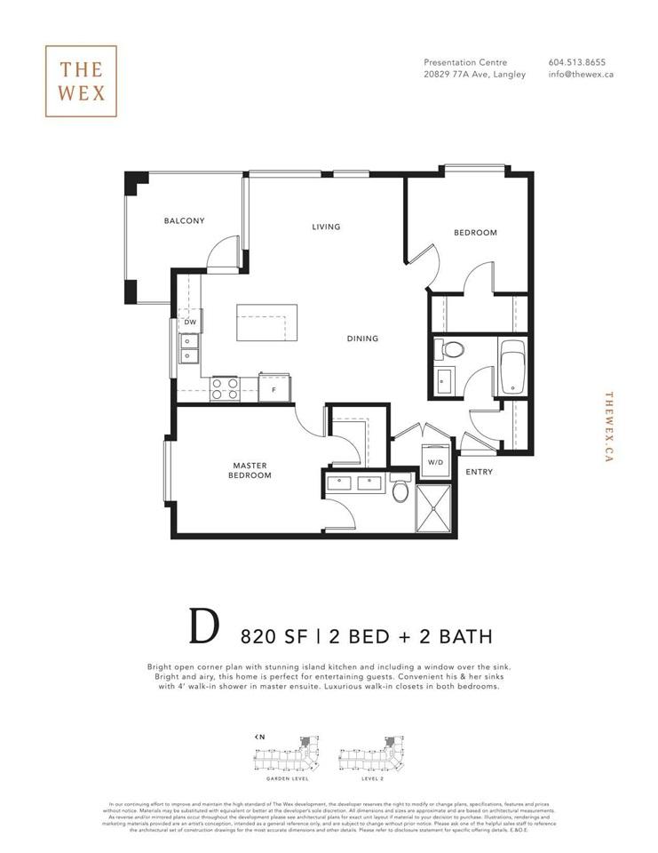 Condo Apartment at 115 20829 77A AVENUE, Unit 115, Langley, British Columbia. Image 5