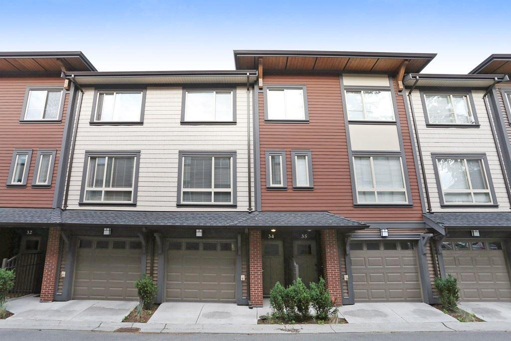 Townhouse at 34 16127 87 AVENUE, Unit 34, Surrey, British Columbia. Image 1