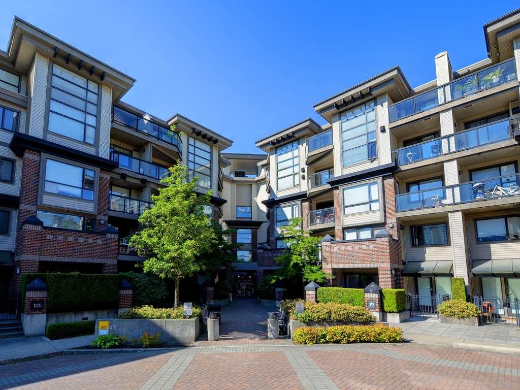Condo Apartment at 215 10866 CITY PARKWAY, Unit 215, North Surrey, British Columbia. Image 1