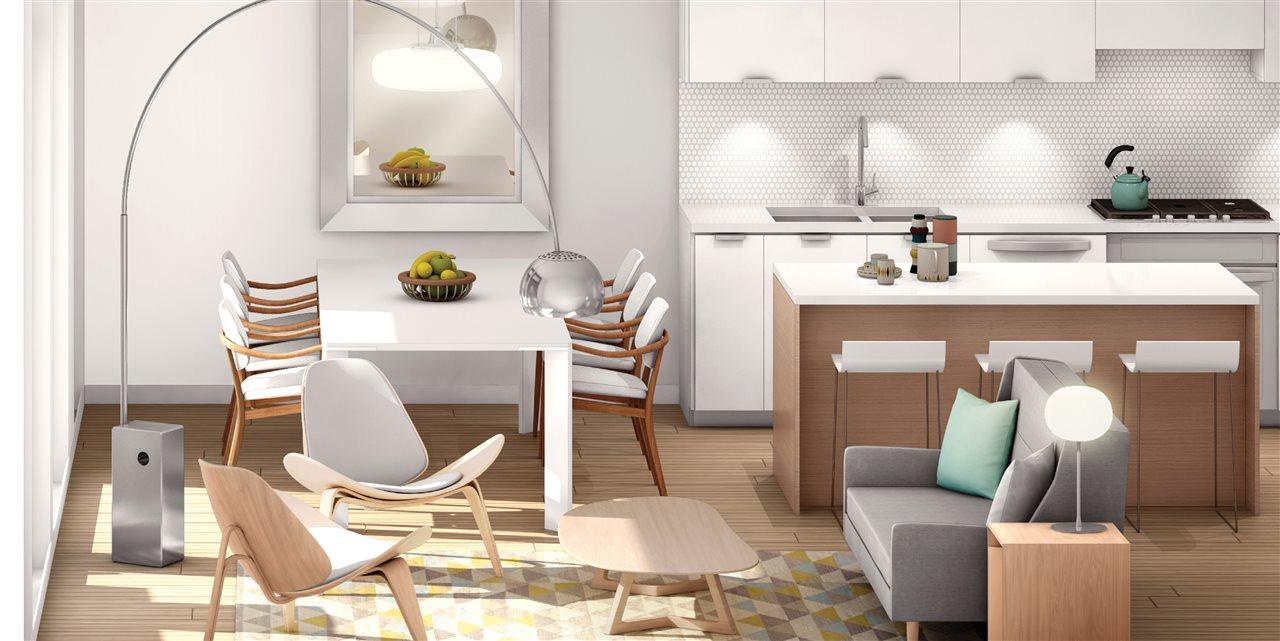 Condo Apartment at 301 5080 QUEBEC STREET, Unit 301, Vancouver East, British Columbia. Image 3