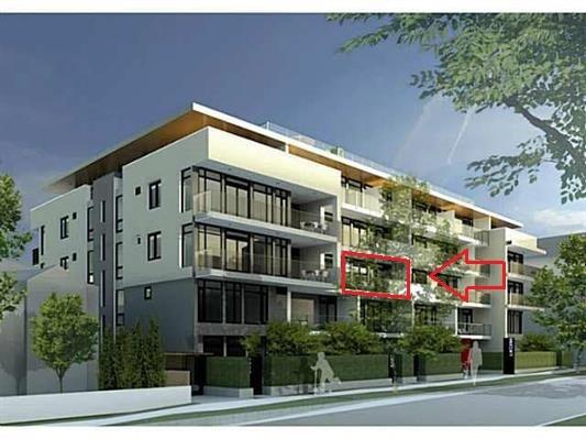 Condo Apartment at 301 5080 QUEBEC STREET, Unit 301, Vancouver East, British Columbia. Image 6
