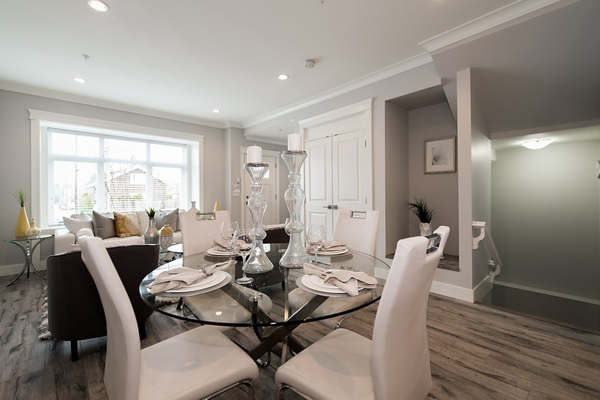 Townhouse at 5665 KILLARNEY STREET, Vancouver East, British Columbia. Image 6
