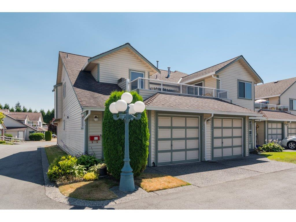 Townhouse at 226 13725 72A AVENUE, Unit 226, Surrey, British Columbia. Image 1