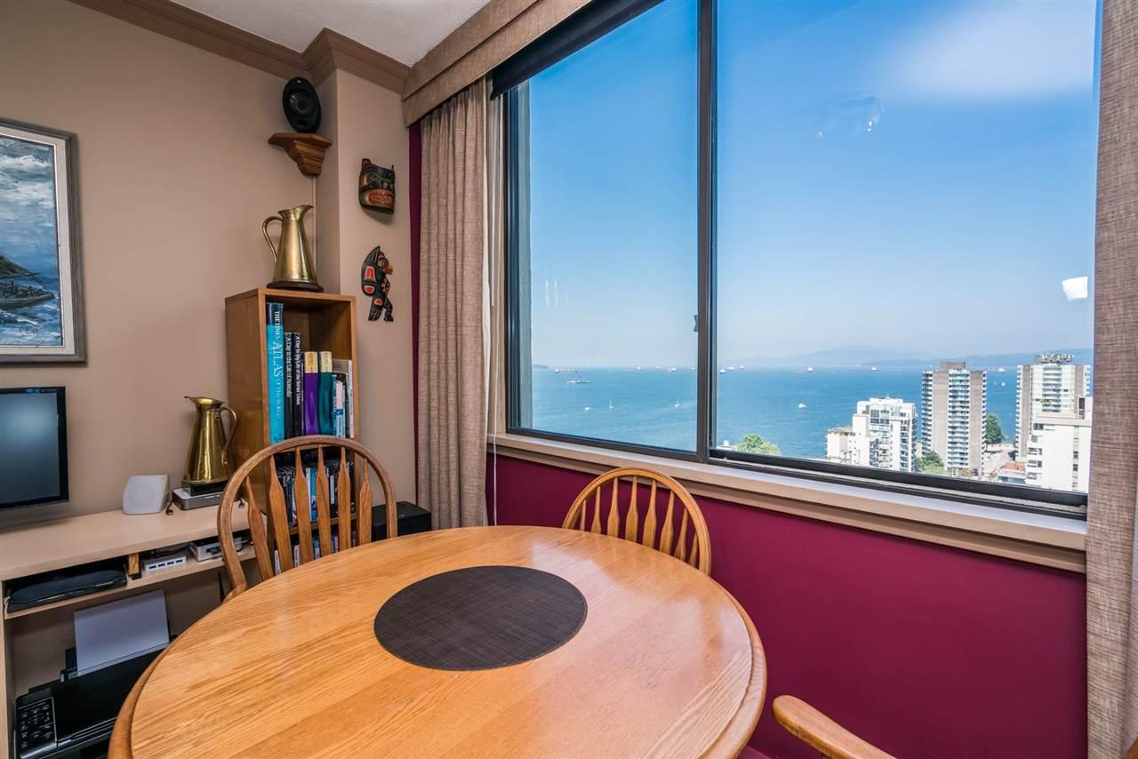 Condo Apartment at 1901 1330 HARWOOD STREET, Unit 1901, Vancouver West, British Columbia. Image 4