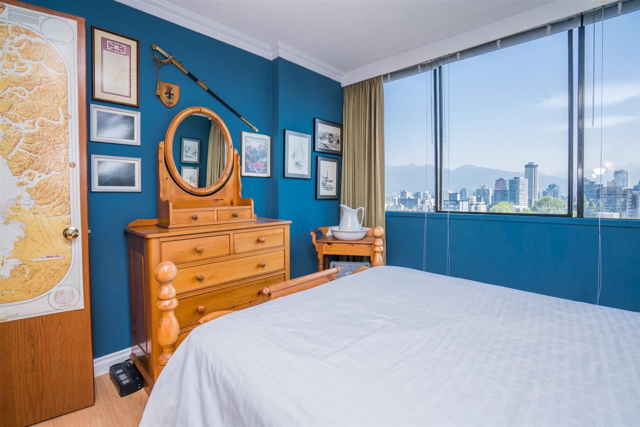 Condo Apartment at 1901 1330 HARWOOD STREET, Unit 1901, Vancouver West, British Columbia. Image 11
