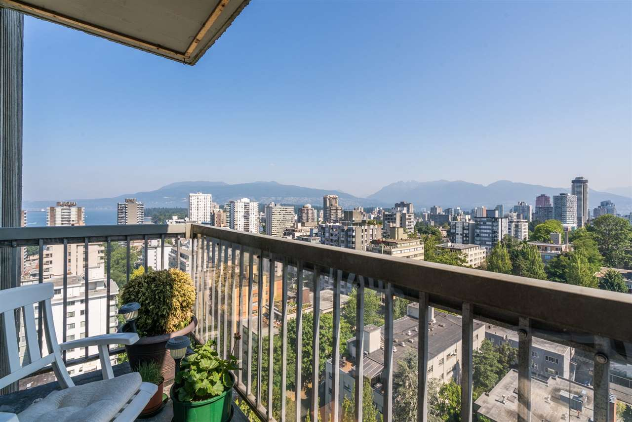 Condo Apartment at 1901 1330 HARWOOD STREET, Unit 1901, Vancouver West, British Columbia. Image 12