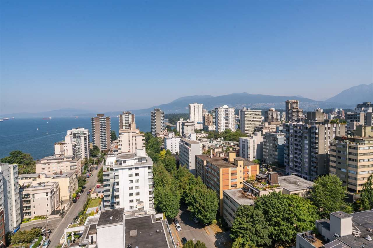 Condo Apartment at 1901 1330 HARWOOD STREET, Unit 1901, Vancouver West, British Columbia. Image 13