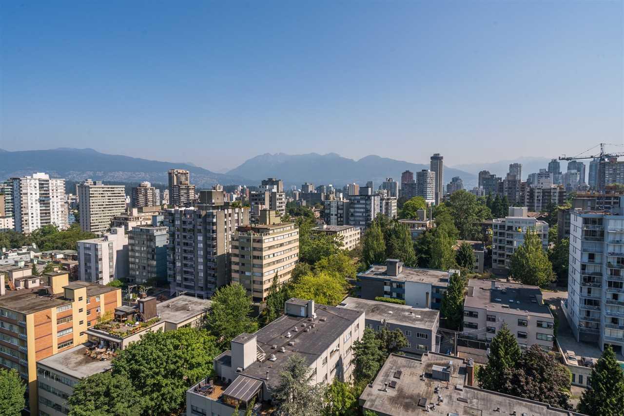 Condo Apartment at 1901 1330 HARWOOD STREET, Unit 1901, Vancouver West, British Columbia. Image 14