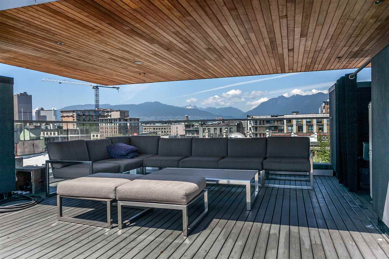 Condo Apartment at 50 133 KEEFER STREET, Unit 50, Vancouver East, British Columbia. Image 19
