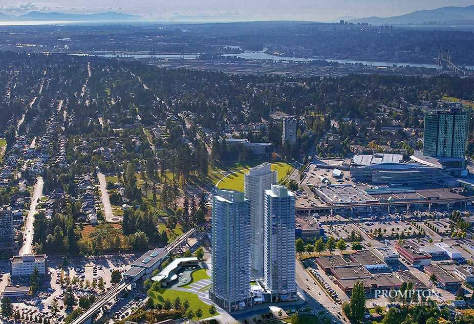 Condo Apartment at 3604 9981 WHALLEY BOULEVARD, Unit 3604, North Surrey, British Columbia. Image 1