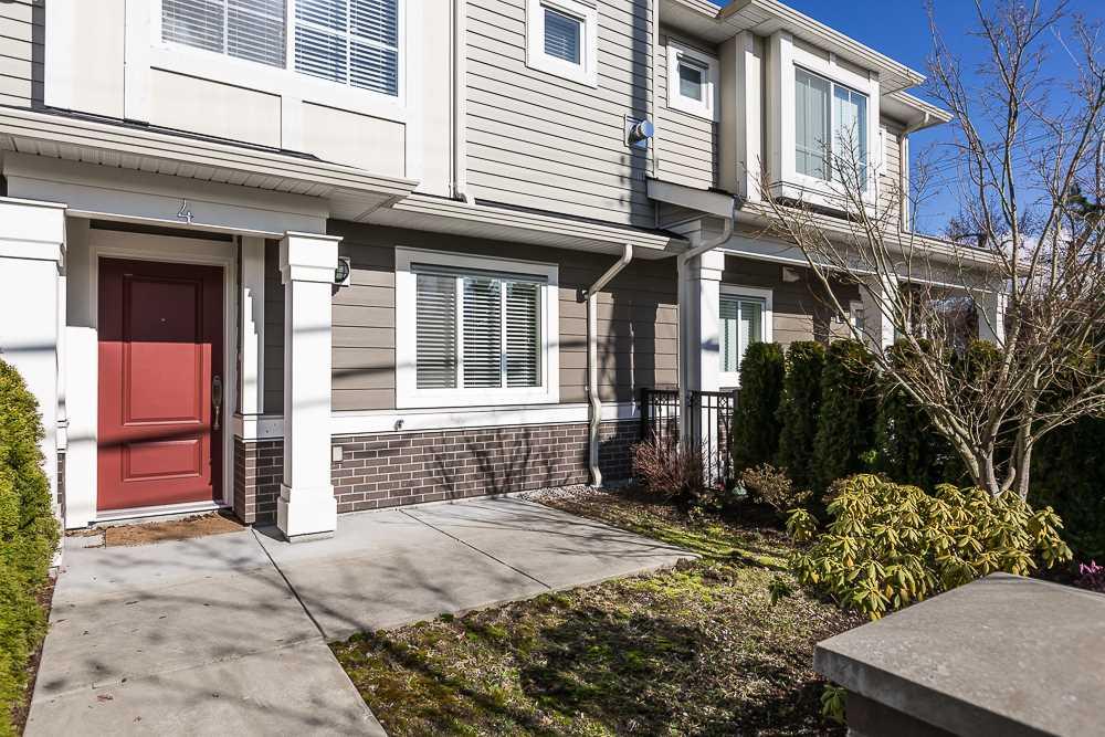 Townhouse at 4 9811 FERNDALE ROAD, Unit 4, Richmond, British Columbia. Image 14
